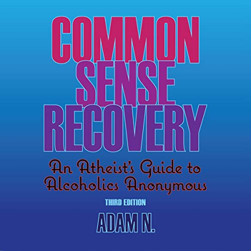 Common Sense Recovery Audiobook By Adam N. cover art