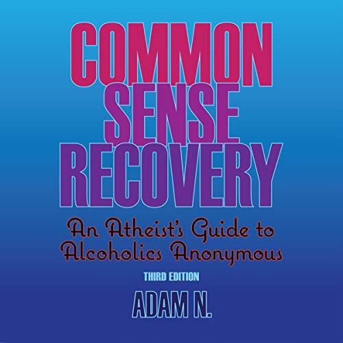 Common Sense Recovery audiobook cover art