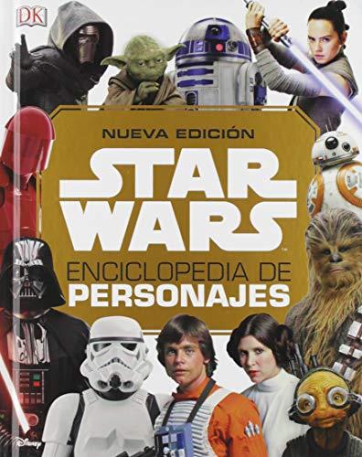 Star Wars Nueva enciclopedia de personajes 2019: 22 (Star Wars: Guías Ilustradas)