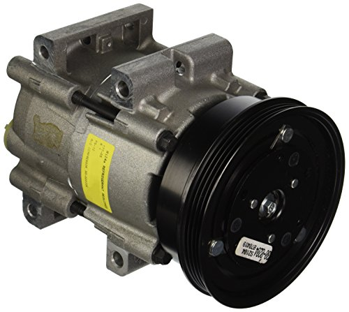 Denso 471-8111 New Compressor with Clutch