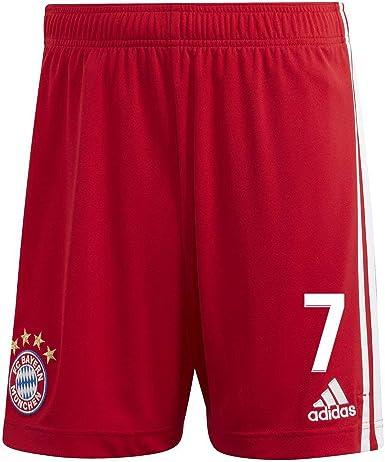 Adidas FCB FC Bayern München - Pantaloncini da casa 2020 2021, da uomo e bambino