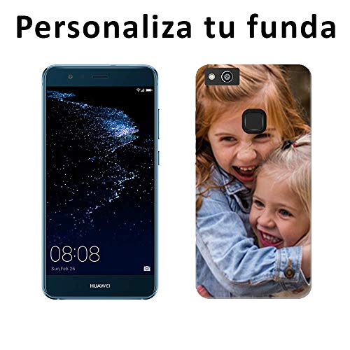 Mookase Funda Carcasa Gel Personalizada para Huawei (P10 Lite, Gel Flexible)