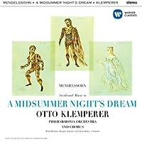 Mendelssohn: A Midsummer Night's Dream by Otto Klemperer (2014-06-18)