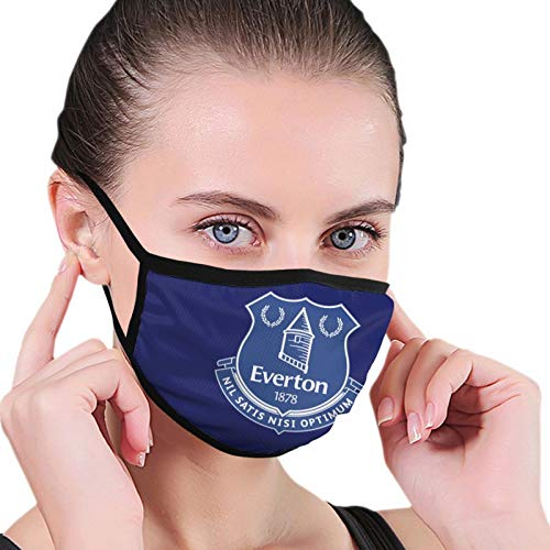 fenrris65 Everton F.C. Adult Windproof Dust Mouth Cover Face Neck Gaiter