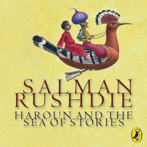 Haroun and the Sea of Stories Audiobook By Salman Rushdie cover art