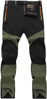 Geval Camping en Plein air de la Femme et de randonn/ée Pantalons Molleton Neige Ski Waterproof