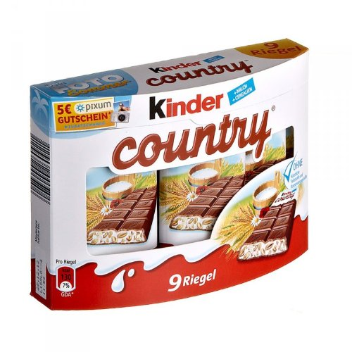 Ferrero Kinder Country9x23,5g
