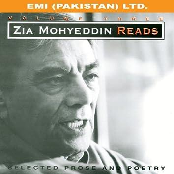 Zia Mohyeddin Reads, Vol.3