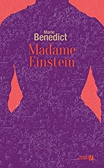 Madame Einstein (French Edition) by [Marie BENEDICT, Valérie BOURGEOIS]