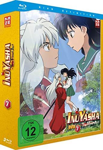 InuYasha - TV Serie - Box 7 - [Blu-ray]