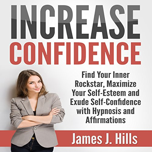 Increase Confidence audiobook cover art