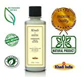Khadi Mauri Herbal Conditioning Cream Shampoo - 210 ml - Dry & Damaged Hair Treatment - Enriched...