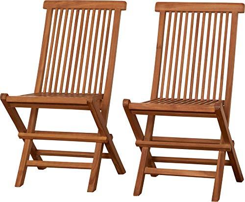 折りたたみ椅子 折りたたみチェア 折り畳み 椅子 2脚セット ガーデン ガーデニング 幅47 高さ88.5 おしゃれ 木製 天然木 チーク材 ナチュラル シンプル コンパクト 隙間収納 持ち運び楽々 完成品 (折りたたみチェア2脚セット)