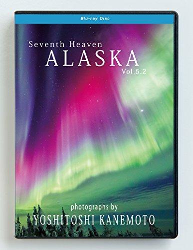 Seventh Heaven ALASKA セブンス ヘブン アラスカ 絶景 オーロラ 動画 写真 フルハイビジョン 高画質 80分 vol 5.2 ポストカード 3枚入り[Blu-ray]