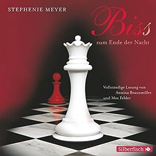 Bis(s) zum Ende der Nacht audiobook cover art