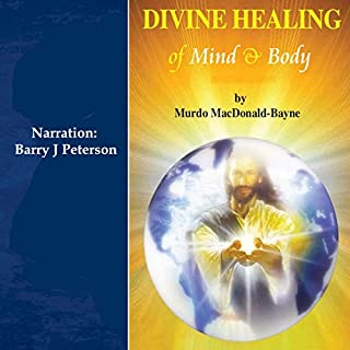 Divine Healing of Mind and Body audiobook cover art