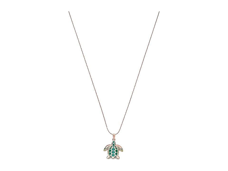 Alex and Ani Color Infusion Go with the Flow 32 Expandable Necklace (Shiny Rose) Necklace, Pink