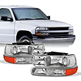 Best Headlights - For 00-06 Chevy Suburban | 99-02 Silverado | Review