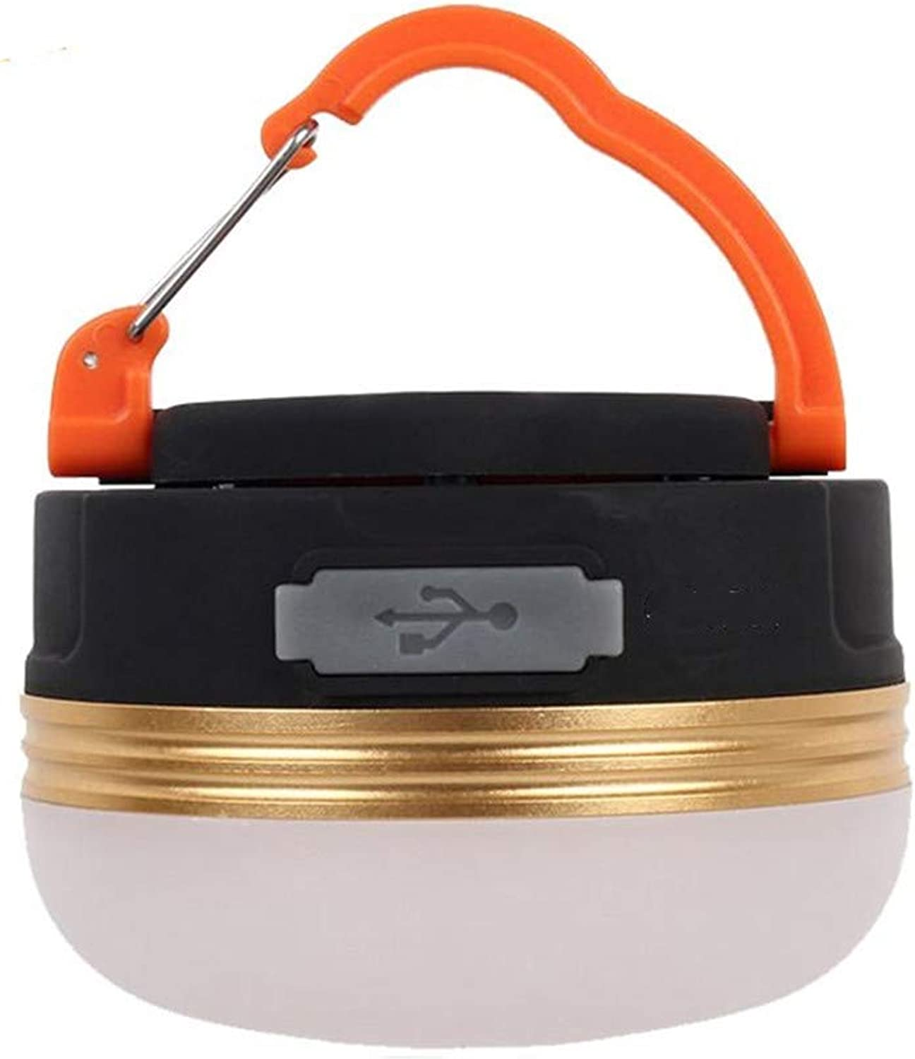 Mini Camping Lights 3W LED Camping Lantern Tents Lamp Outdoor Hiking Night Hanging Lamp USB Rechargeable
