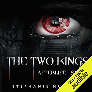 The Two Kings     Afterlife Saga, Book 2              By:                                                                                                                                 Stephanie Hudson                               Narrated by:                                                                                                                                 Rebecca Rainsford                      Length: 33 hrs     80 ratings     Overall 4.7