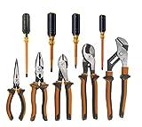 Klein Tools 12098+2000-48+63050+203-7+502-10EINS+602-4+603-4+633-7+662-4INS Insulated