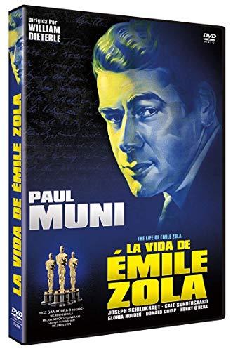 La vida de Emile Zola [DVD]