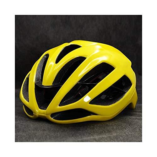 Without Bicycle Helmet 2020 MTB Cycling Helmet Aero red Road Bike Helmet Road Mountain capacete Matte Bicycle Helme (Color : 21, Size : 54 58cm)