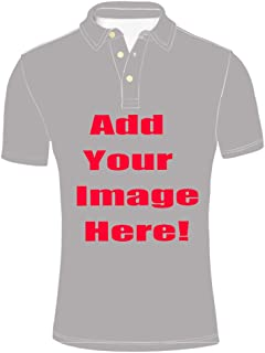 Galaxy Star Stylish Men's Slim Fit Short Sleeves Polos Shirt T-Shirt Tee Tops