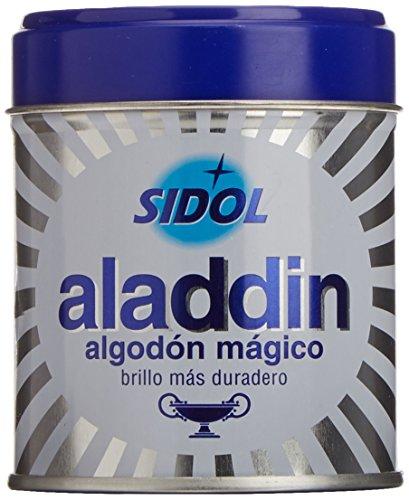 Aladdin - Algodón Limpia Metales, 75 g