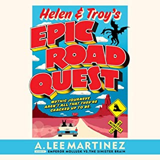 Helen & Troy's Epic Road Quest cover art