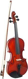 Almencla 1/4 Violín de Madera con Bow para Estudiantes Niños