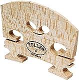 Hidersine Teller 2 Star Steg / Brücke für Geige / Violine, 4/4, angepasst