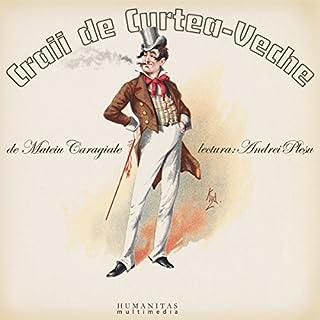 Craii de Curtea-Veche audiobook cover art