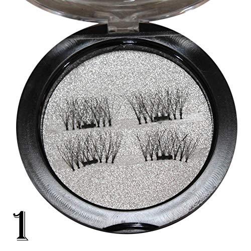 Cílios Postiços Magnéticos Magnet Lash Para Usar E Reusar