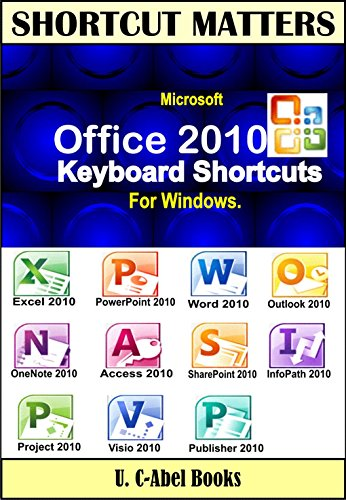 Microsoft Office 2010 Keyboard Shortcuts For Windows. (Shortcut Matters) (English Edition)