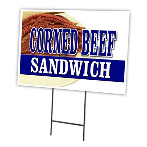 Corned Beef Sandwich 18