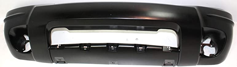 Front Bumper Cover for JEEP GRAND CHEROKEE 2004 Primed Laredo/Limited/Overland models