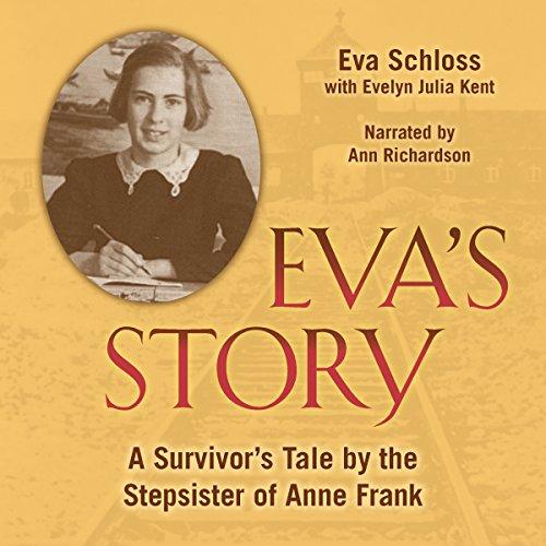 Eva's Story audiobook cover art