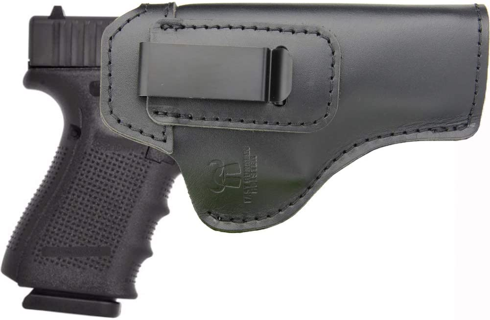 IWB Leather Holster for Inside online shopping Fit The Waistband List price Concealed Carry