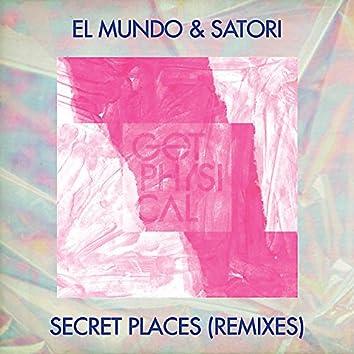 Secret Places (Remixes)