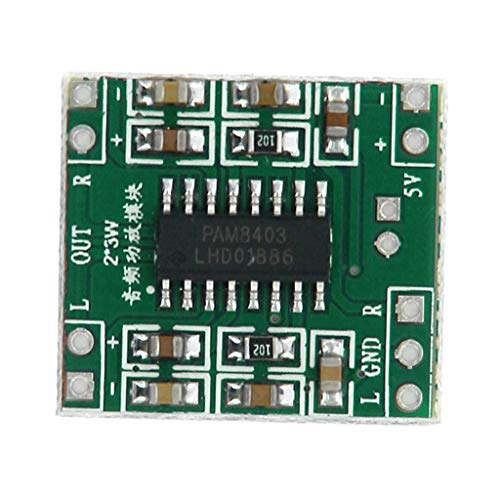 HYY-YY 2 Channel Est Class D 3w -digitale audio versterker Mini Board Dc 5v
