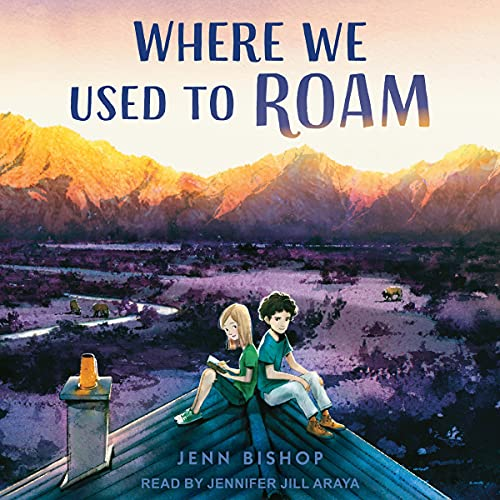 Where We Used to Roam Audiobook By Jenn Bishop cover art