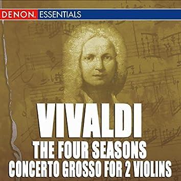 Vivaldi: Four Seasons (No. 22, Op. 8, 1), Concerto Grosso For 2 Violins, RV 565 & 4 Violins, RV 580