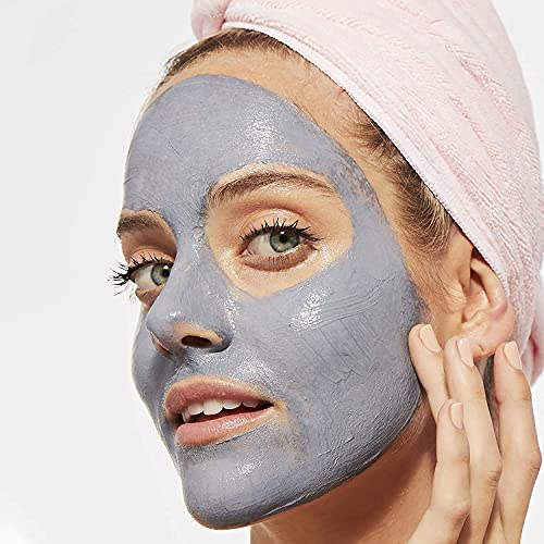 Pacifica Kale Charcoal Ultimate Detox Face Mask For All Skin Types(Vegan & Cruelty Free), lime, 2.25 Fl.Oz