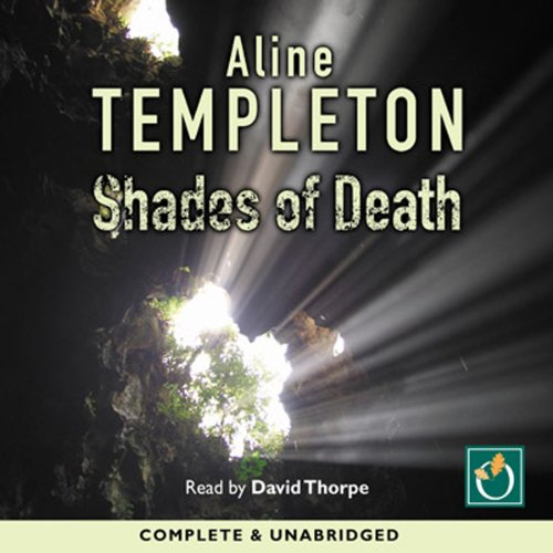 Shades of Death audiobook cover art