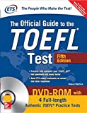 The Official GUIDE to the TOEFL Test W/CD-ROM