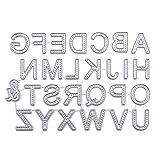 WuLi77 Metallstanzformen für Kartenherstellung, Prägeschablone für Scrapbooking, DIY Album, Papier, Karten, Kunst, Dekoration
