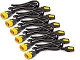 APC AP8704S-NA Standard Power Cable, Black