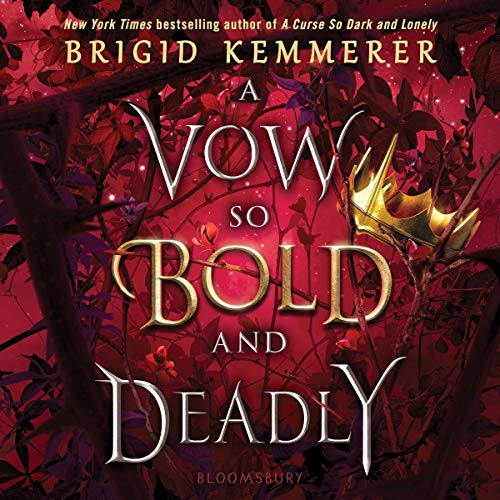 A Vow So Bold and Deadly cover art