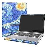 Alapmk Diseñado Especialmente La Funda Protectora para 14' Lenovo Yoga C930 C930-13IKB & Lenovo ideapad S540 14 S540-14IWL S540-14API Laptop(Not fit Lenovo Yoga Book C930),Starry Night